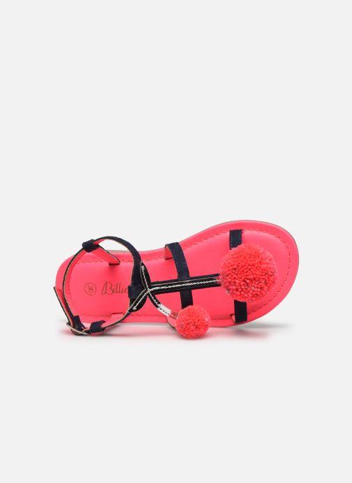 Sandali e scarpe aperte Billieblush U19223 Rosa immagine sinistra