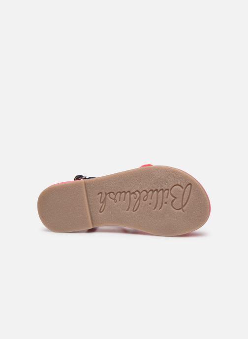 Sandales et nu-pieds Billieblush U19223 Rose vue haut
