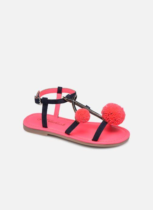 Sandales et nu-pieds Billieblush U19223 Rose vue détail/paire