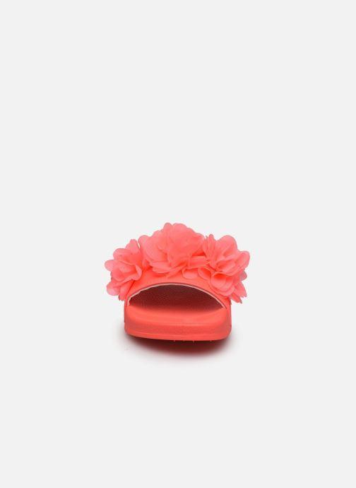 Sandales et nu-pieds Billieblush U19215 Rose vue portées chaussures