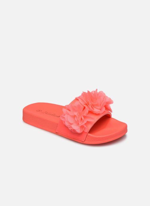 Sandales et nu-pieds Billieblush U19215 Rose vue détail/paire