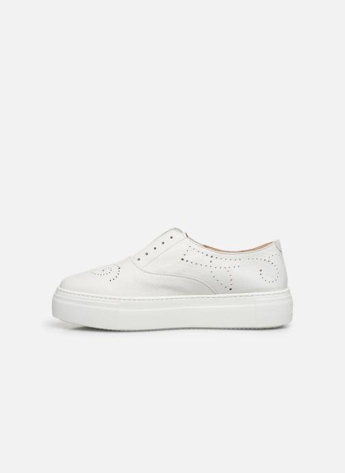 Sneakers Fratelli Rossetti Hobo Sport High Xlight Sole Wit voorkant