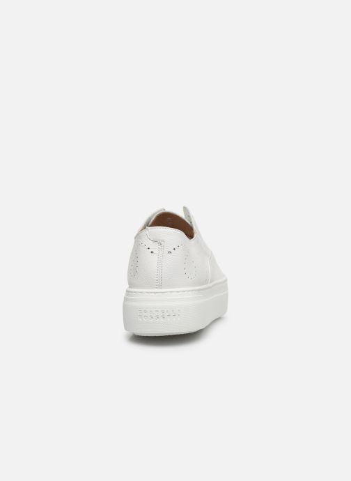 Sneakers Fratelli Rossetti Hobo Sport High Xlight Sole Wit rechts
