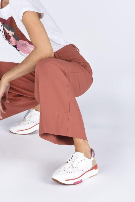 Deportivas Fratelli Rossetti Xgo Sneaker Blanco vista de abajo