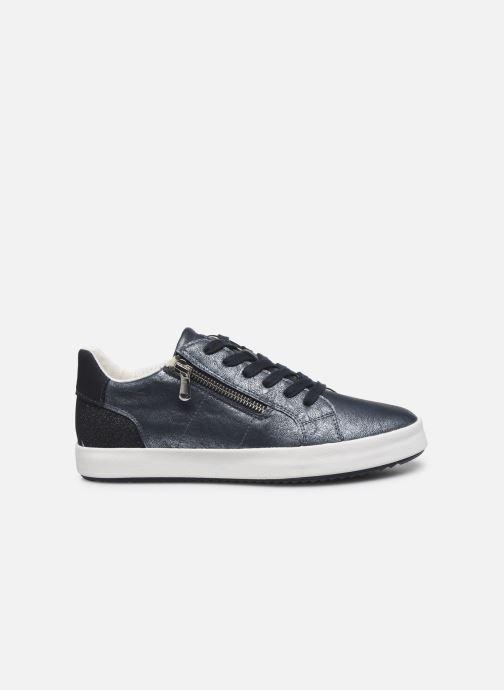 Sneakers Geox D BLOMIEE Blauw achterkant