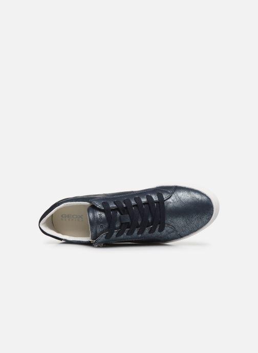 Sneakers Geox D BLOMIEE Blauw links