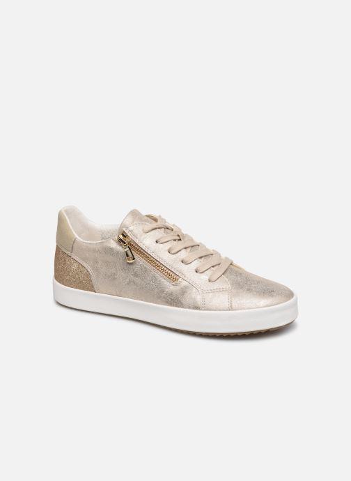 Sneaker Geox D BLOMIEE gold/bronze detaillierte ansicht/modell