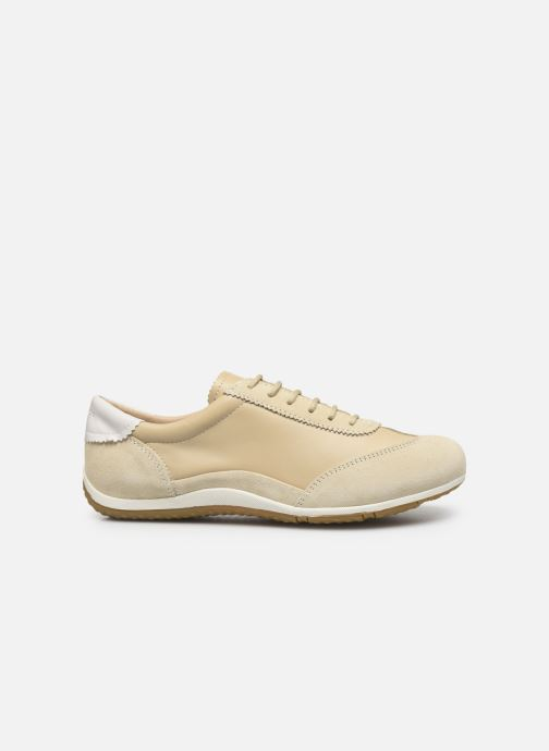 Sneakers Geox D VEGA Beige immagine posteriore