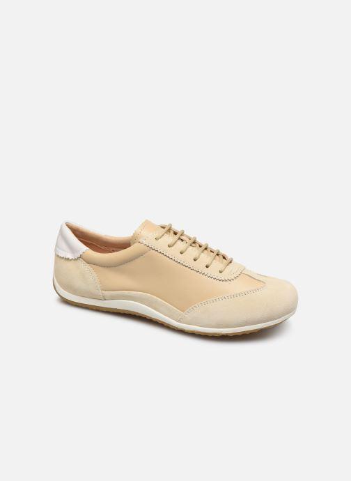Sneakers Geox D VEGA Beige vedi dettaglio/paio