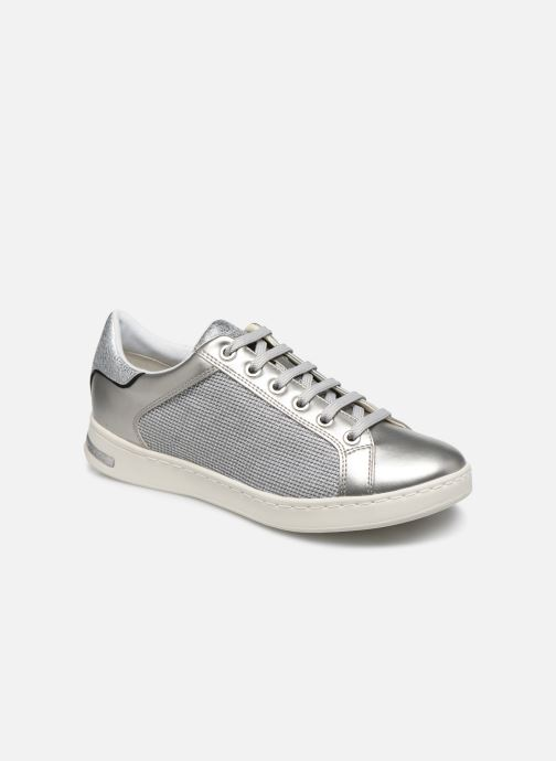 Trainers Geox D JAYSEN D021BD Silver detailed view/ Pair view
