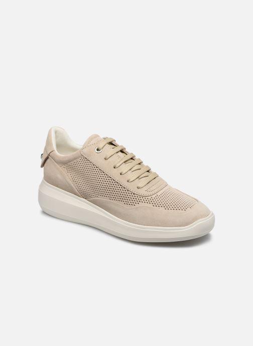 Sneakers Geox D RUBIDIA Beige vedi dettaglio/paio