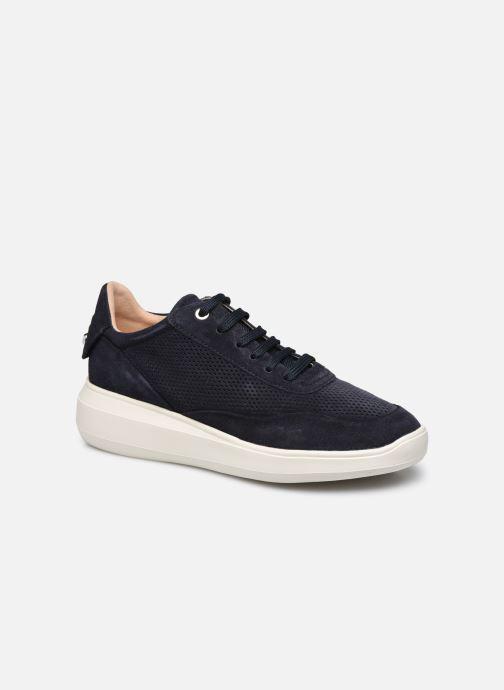 Sneakers Geox D RUBIDIA Blauw detail