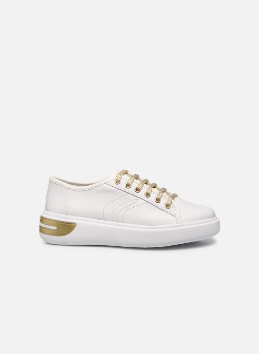 Sneaker Geox D OTTAYA A D92BYA weiß ansicht von hinten