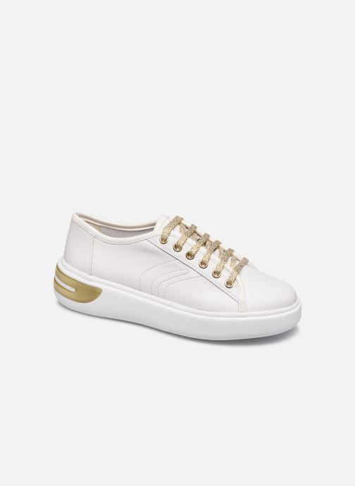 Sneaker Geox D OTTAYA A D92BYA weiß detaillierte ansicht/modell