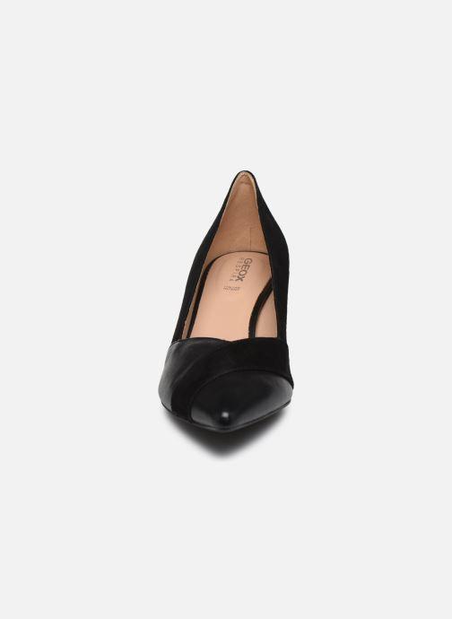 Escarpins Geox D BIBBIANA D029CA Noir vue portées chaussures