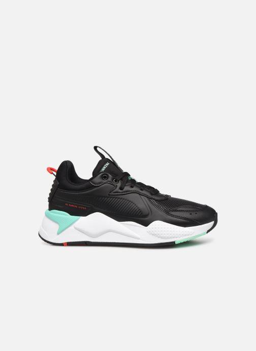 Sneaker Puma Rs-X Master schwarz ansicht von hinten