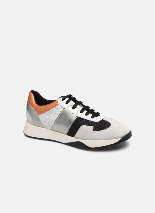 Trainers Geox D SUZZIE D94FRB White detailed view/ Pair view