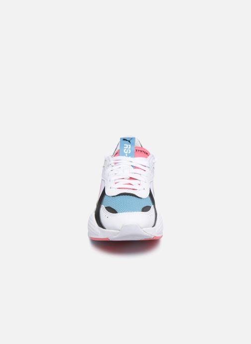 Sneaker Puma Rs-X 90S weiß schuhe getragen