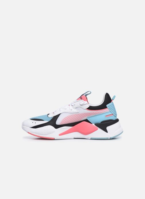 Baskets Puma Rs-X 90S Blanc vue face
