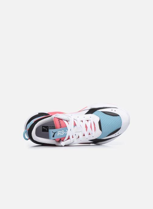 Sneaker Puma Rs-X 90S weiß ansicht von links