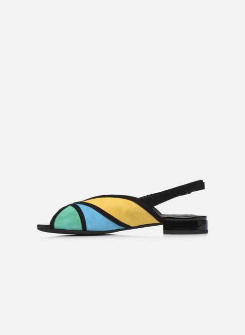 Zapatos de tacón Geox D WISTREY SANDALO D024HB Multicolor vista de frente