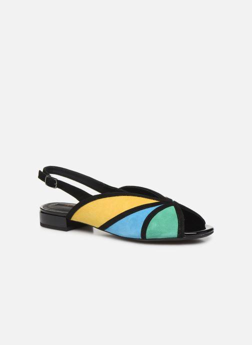 Zapatos de tacón Geox D WISTREY SANDALO D024HB Multicolor vista de detalle / par