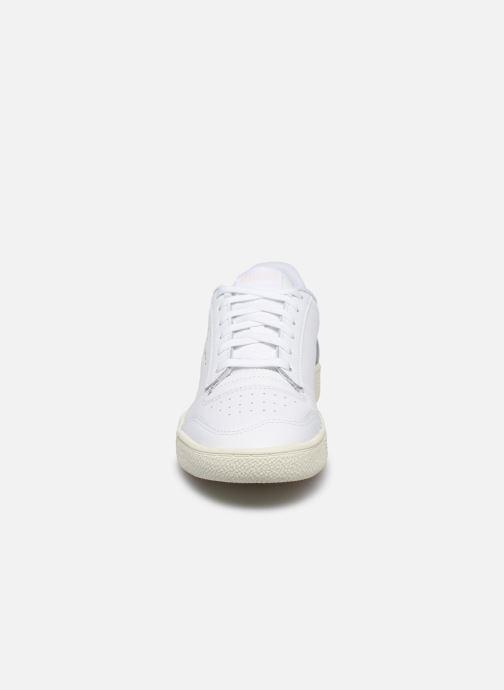 Baskets Puma Ralph Sampson Lo Perf Soft W Blanc vue portées chaussures