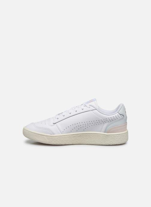 Sneaker Puma Ralph Sampson Lo Perf Soft W weiß ansicht von vorne