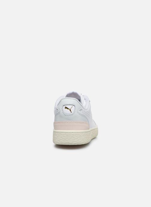 Sneaker Puma Ralph Sampson Lo Perf Soft W weiß ansicht von rechts