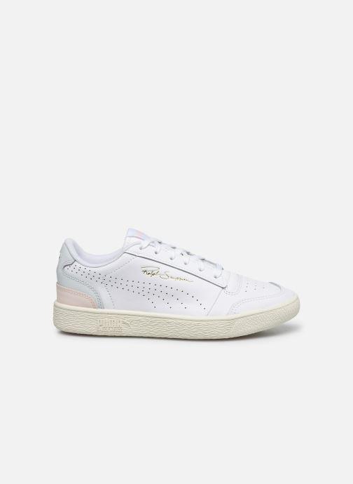 Sneaker Puma Ralph Sampson Lo Perf Soft W weiß ansicht von hinten