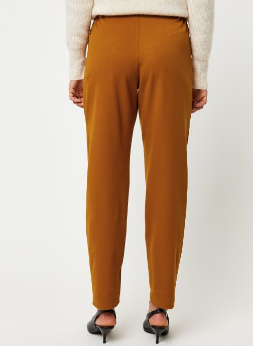 Vêtements Vila Vigoldi Pants /Rx Marron vue portées chaussures