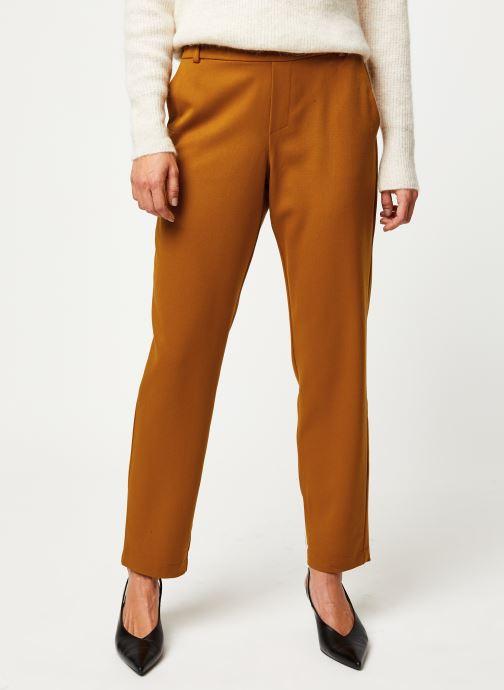 Vêtements Vila Vigoldi Pants /Rx Marron vue détail/paire