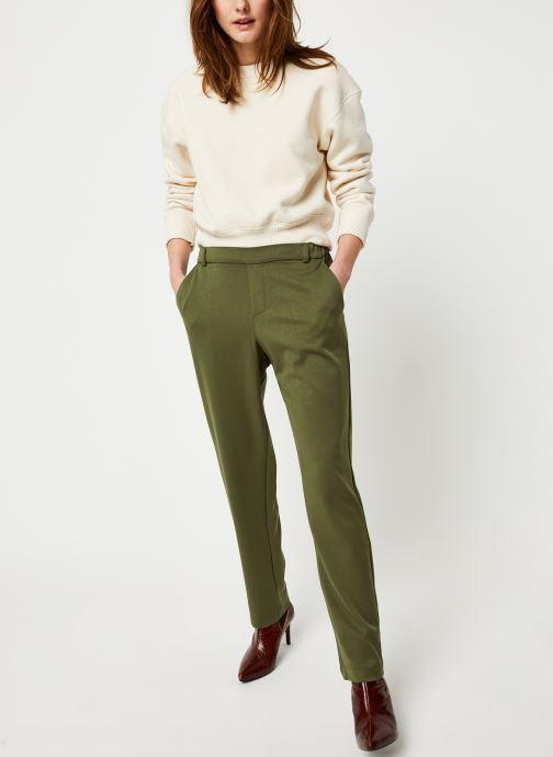Vêtements Vila Vigoldi Pants /Rx Vert vue bas / vue portée sac