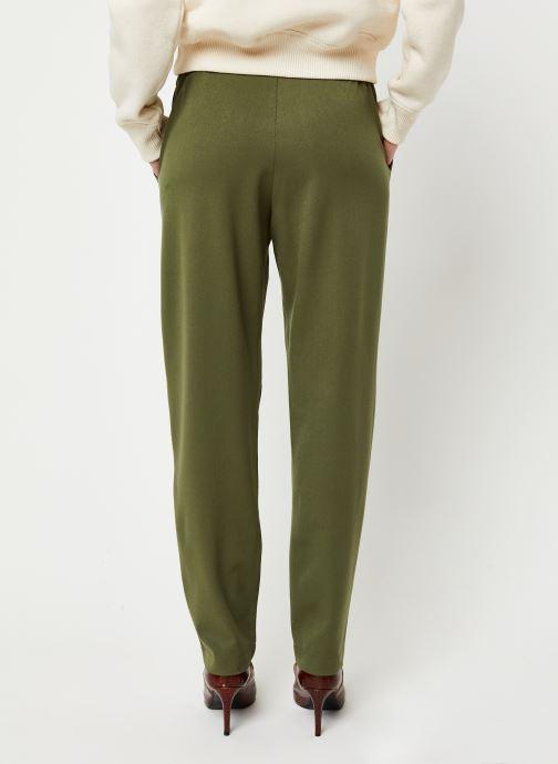 Vêtements Vila Vigoldi Pants /Rx Vert vue portées chaussures
