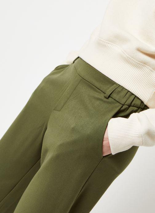 Vêtements Vila Vigoldi Pants /Rx Vert vue face