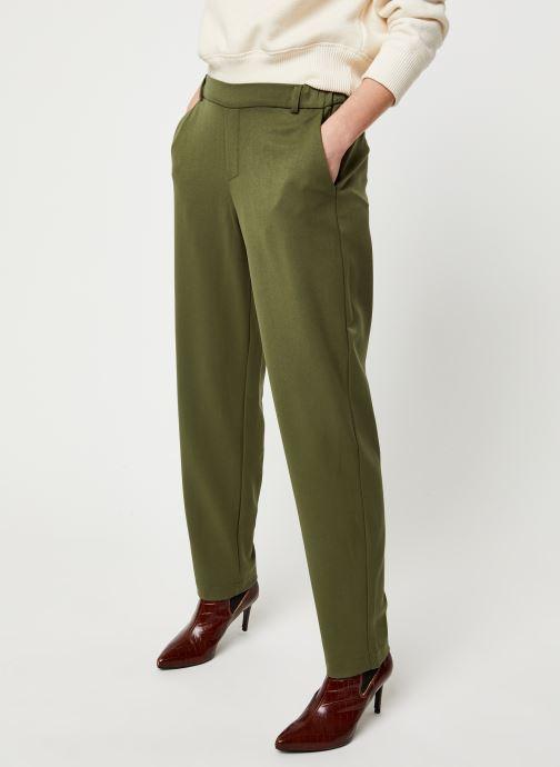 Vêtements Vila Vigoldi Pants /Rx Vert vue détail/paire