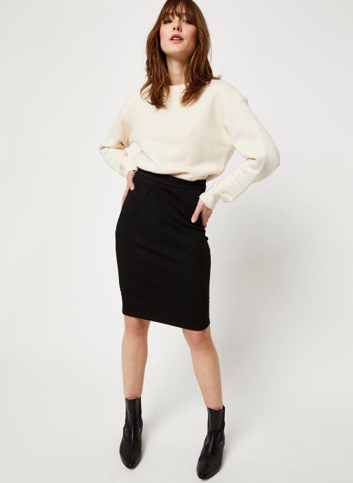Vêtements Vila Visif New Pencil Skirt Noir vue bas / vue portée sac