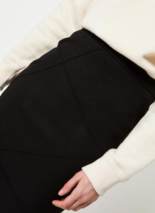 Vêtements Vila Visif New Pencil Skirt Noir vue face