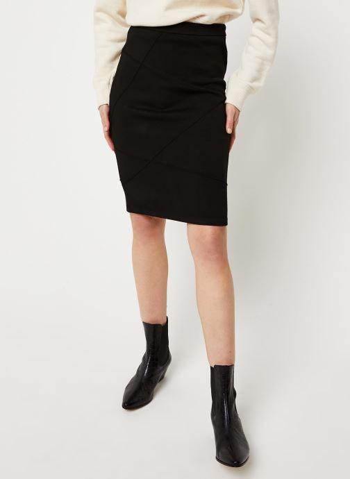 Vêtements Vila Visif New Pencil Skirt Noir vue détail/paire