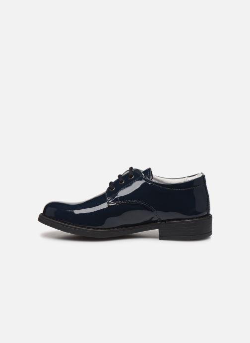 Zapatos con cordones Yep Alice2 Azul vista de frente