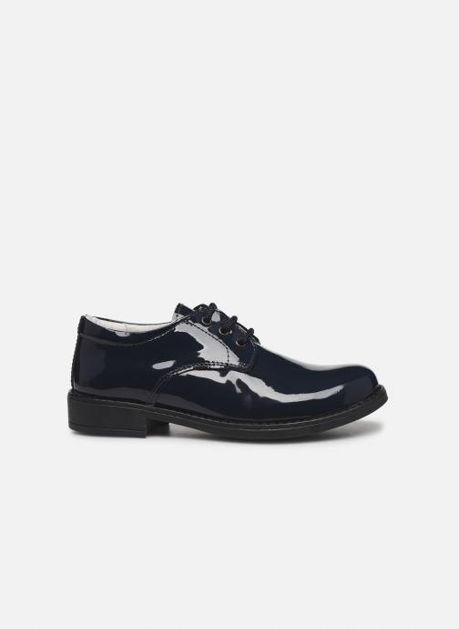 Zapatos con cordones Yep Alice2 Azul vistra trasera