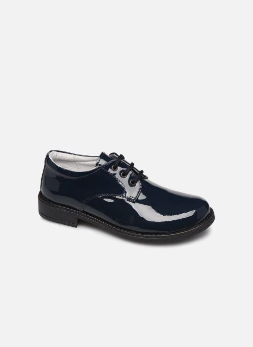 Zapatos con cordones Yep Alice2 Azul vista de detalle / par