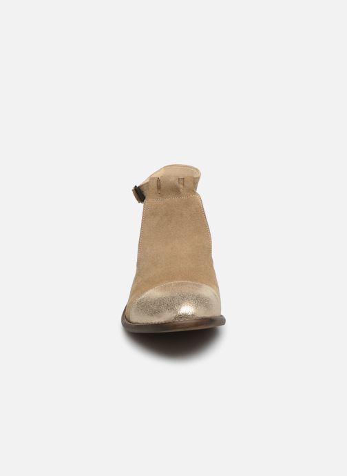 Boots en enkellaarsjes Yep Annouk Beige model