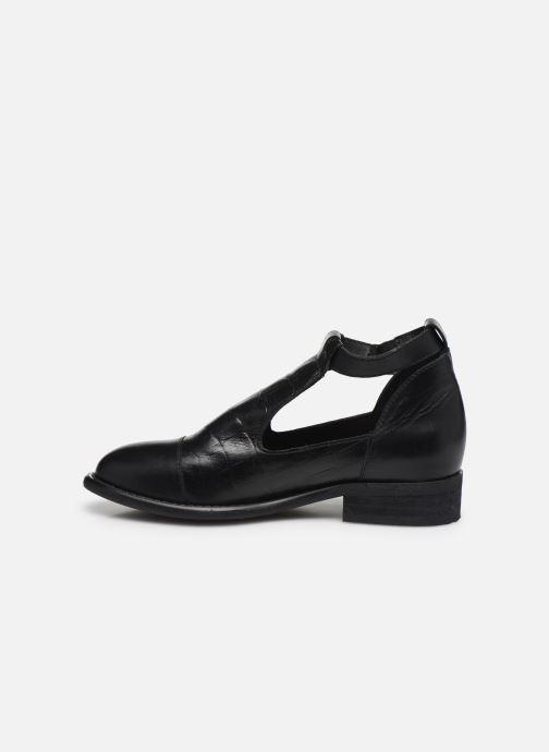 Bottines et boots Yep Annouk Noir vue face