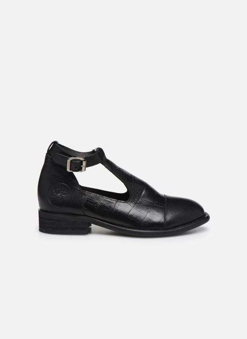 Bottines et boots Yep Annouk Noir vue derrière