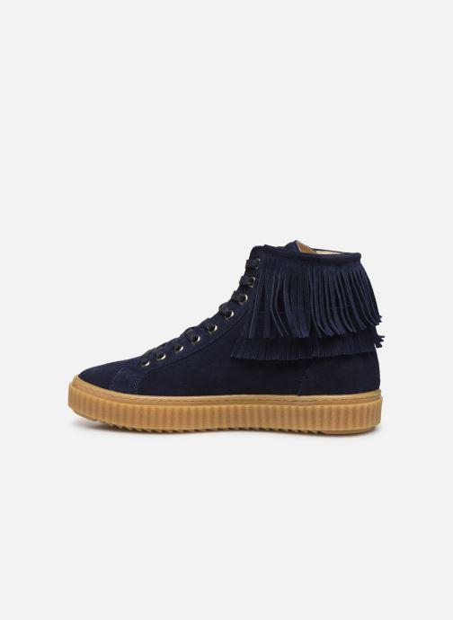 Sneaker Yep Effie blau ansicht von vorne