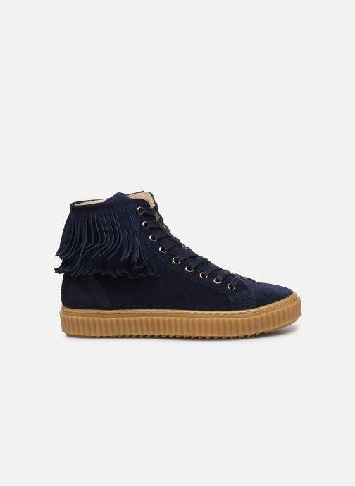 Sneaker Yep Effie blau ansicht von hinten