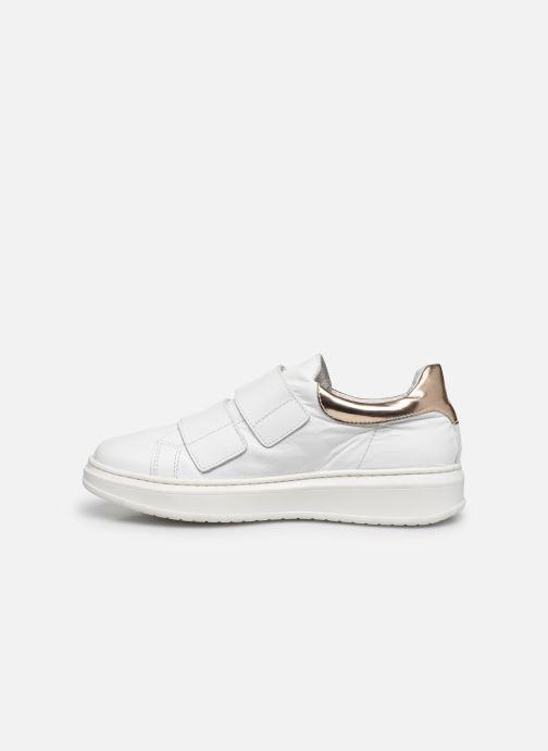 Sneakers Yep Elodie Wit voorkant