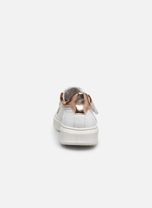 Sneakers Yep Elodie Wit rechts