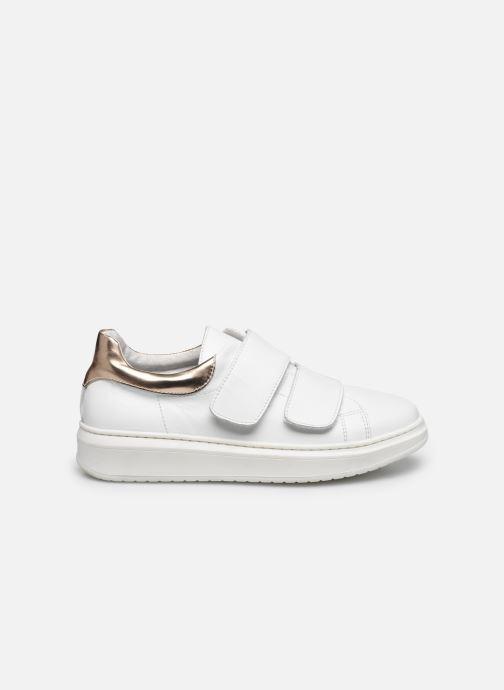 Sneakers Yep Elodie Wit achterkant